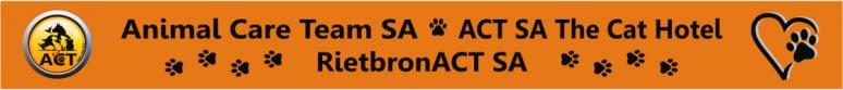 Animal Care Team, Oudtshoorn